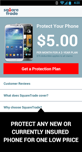 Protect My Phone - Warranty