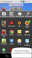 Screenshot of Kid's Shell - kids mode