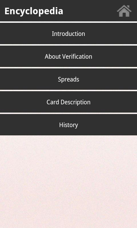 Tarotia- screenshot