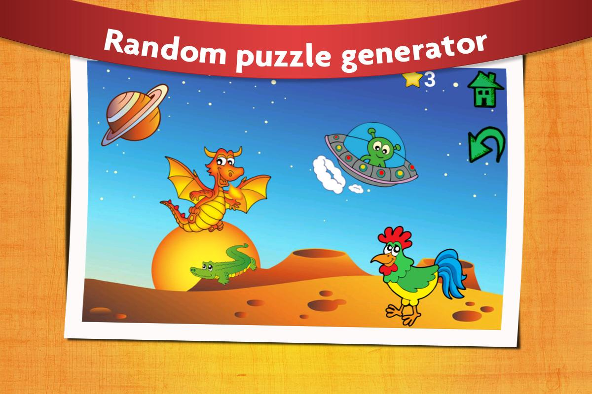 Puzzle Games For Kids Free 2 - screenshot