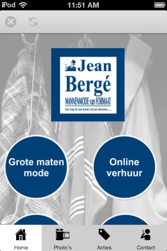 Jean Bergé