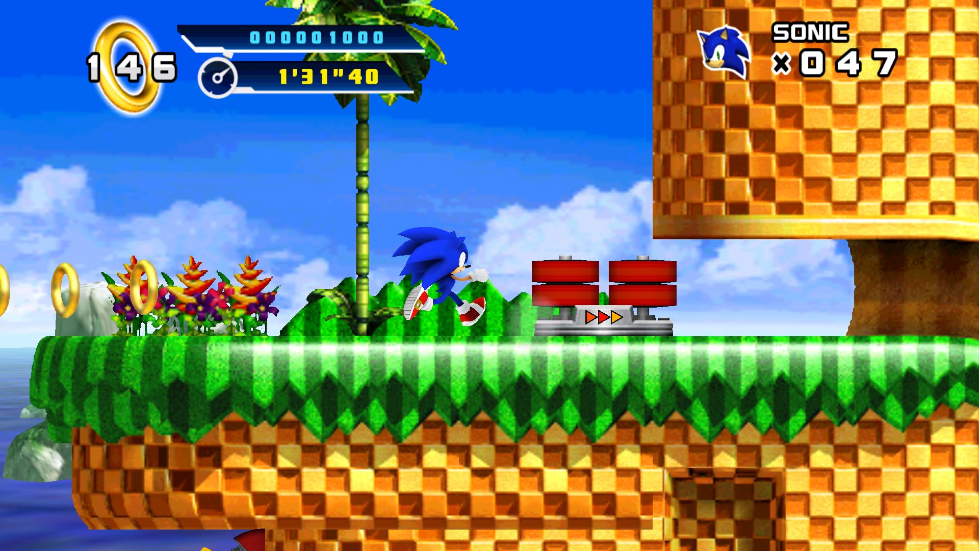 Sonic 4™ Episode I screenshot #7