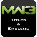 MW3 Titles and Emblems icon