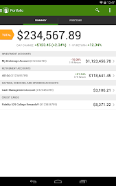 Fidelity Investments Screenshot 19