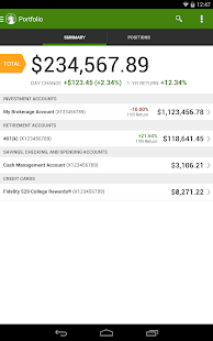 Fidelity Investments Screenshot 19