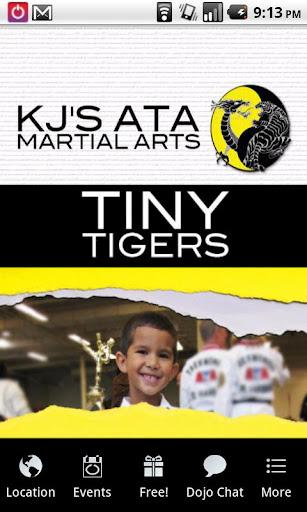 KJ's Martial Arts