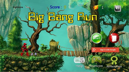 Big Bang Run
