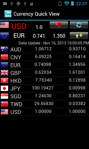 Currency Viewer