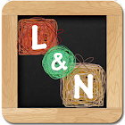 Premium Letters & Numbers icon
