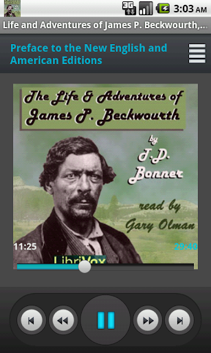 Life of James P. Beckwourth