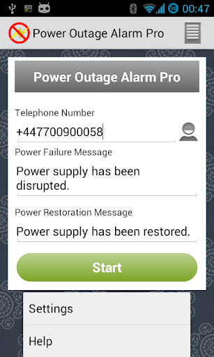 Power Outage Alarm Pro