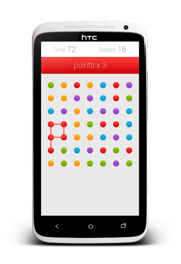 7x7 dots - screenshot