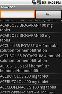 Pharmaceutical Drugs- screenshot thumbnail