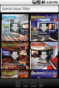 CEDIA Electronic Lifestyles® - screenshot thumbnail