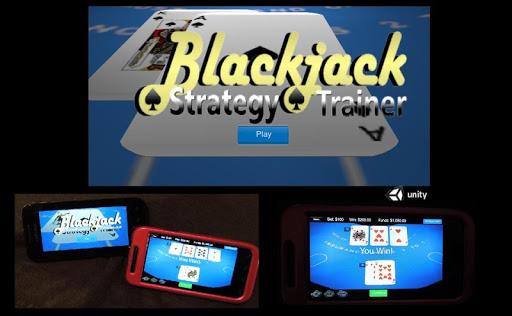 ブラックジャックの戦略トレーナープロ