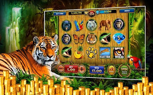 Jungle Slots Free Vegas Pokies