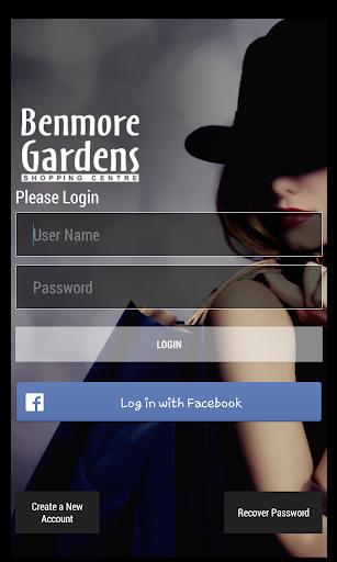 Benmore Gardens App