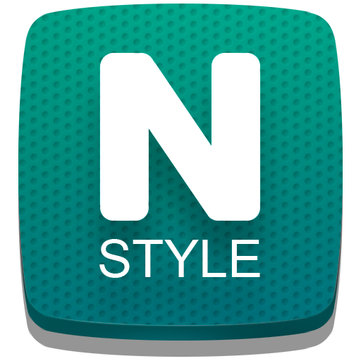 N Style Next Launcher Theme