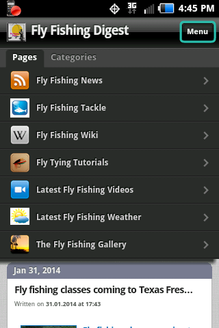 Fly Fishing Digest