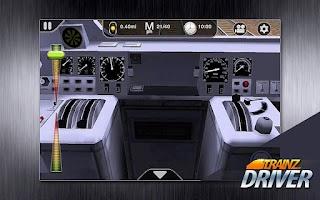 Screenshot of Trainz Driver