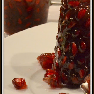 Pomegranate Jelly.