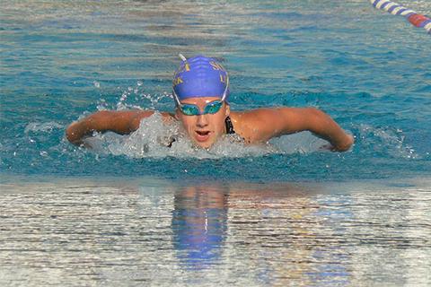 游泳和技巧