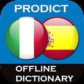 Italian Spanish dictionary