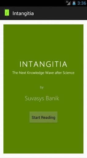INTANGITIA - BookApp