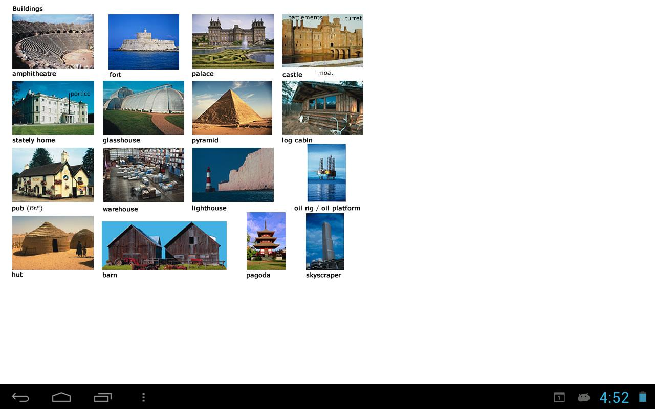 Oxford Advanced Learner's 8 - screenshot