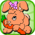 Coloring Game-Kids Pets Fun icon