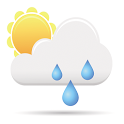 Speaking weather icon