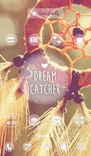 dream catcher 도돌런처 테마