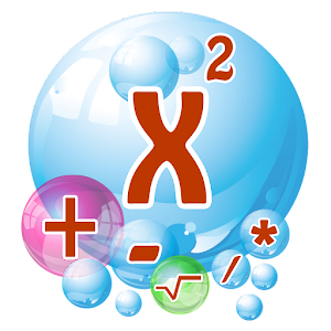 Algebra Bubble Bath LOGO-APP點子