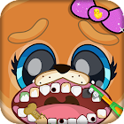Baby Animal Pet Dentist Doctor Dog & Cat Pets Game icon