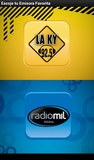 Emisora Radio Mil Y La KY
