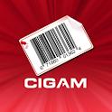 CIGAM Boletos logo