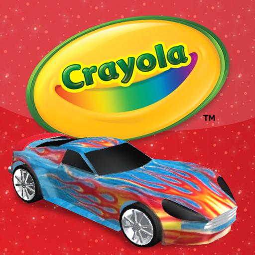 Crayola Design & Drive Icon