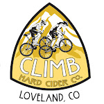 Logo of Climb Hard Apple Semi-Dry