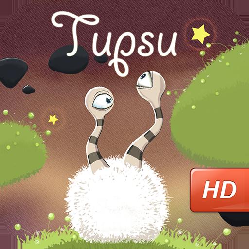Tupsu-The Furry Little Monster LOGO-APP點子