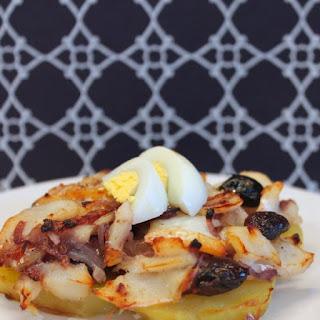 Portuguese-Style Salt Cod.