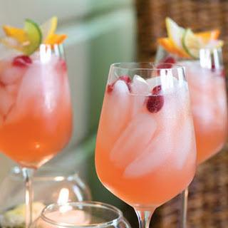 Pink Lemonade Cocktail.