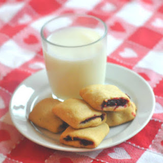 Homemade Cranberry Newtons