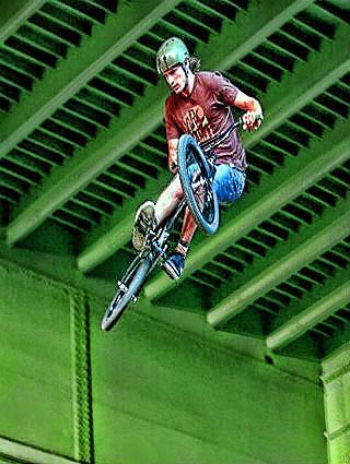 BMX Bike Game