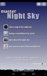 Master Night-Sky