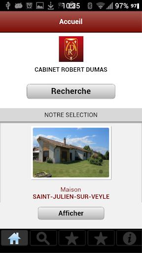 Cabinet Rober Dumas Immobilier