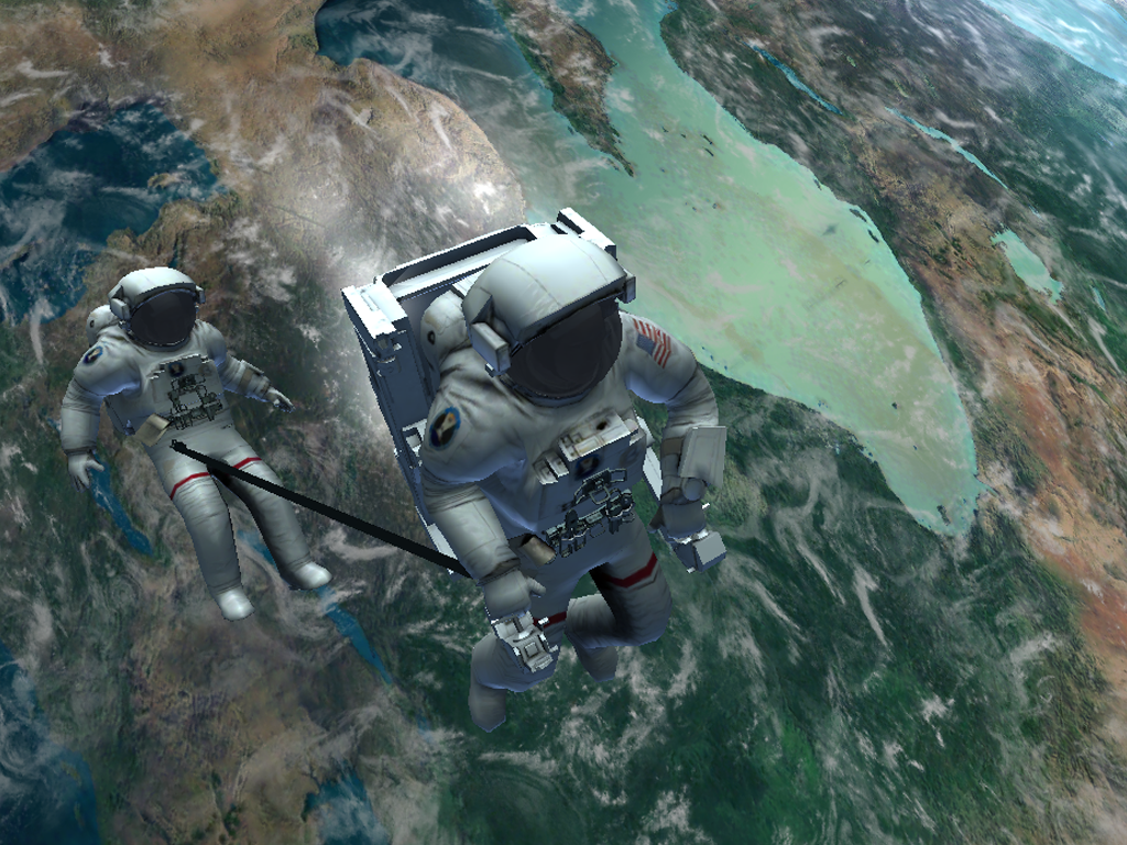 GRAVITY: DON'T LET GO: captura de pantalla