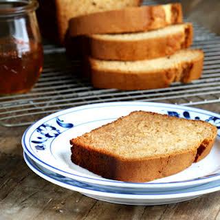 Gluten Free Honey Bread.