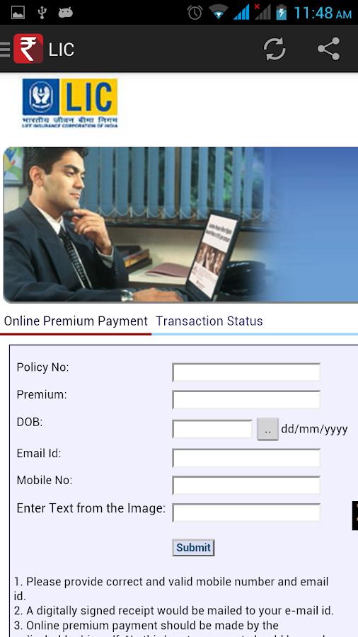 sbi life insurance online application