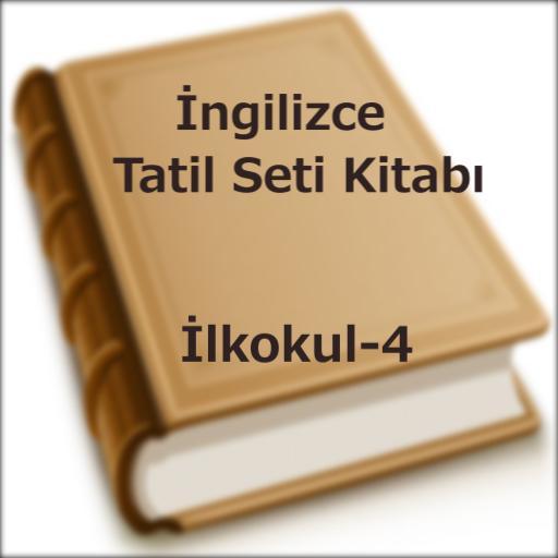 İngilizce Tatil Seti Dort