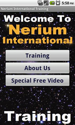 in Nerium International Biz